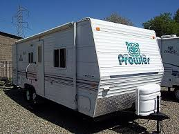 We're Looking for a Utility Travel Trailer