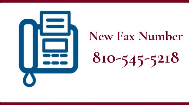 New Fax Number